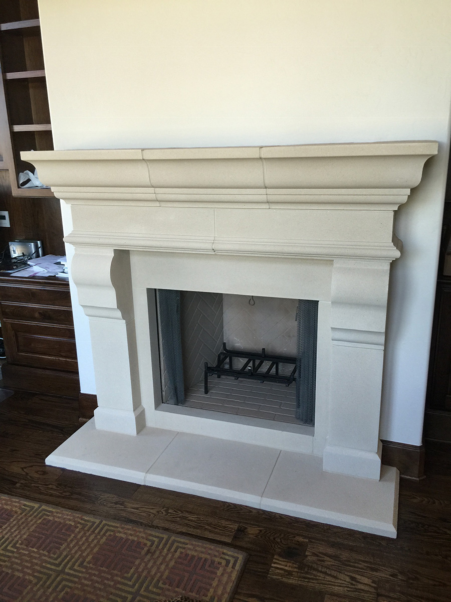 Fireplace Surround – Chadwick