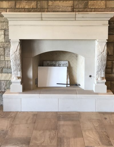 Fireplace Surround - Chateaux