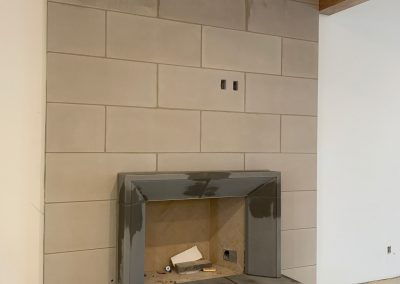 Fireplace Surround - Custom