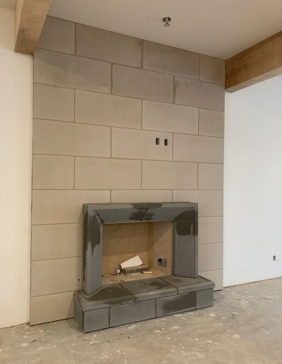 Fireplace Surround - Custom