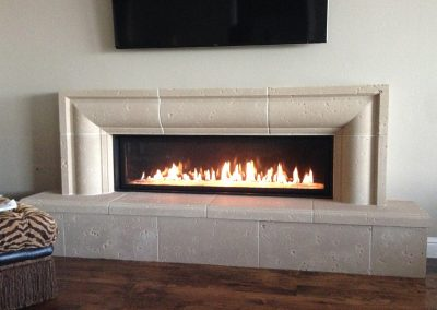 Fireplace Surround - Custom2