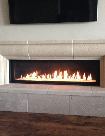 Fireplace Surround - Custom2