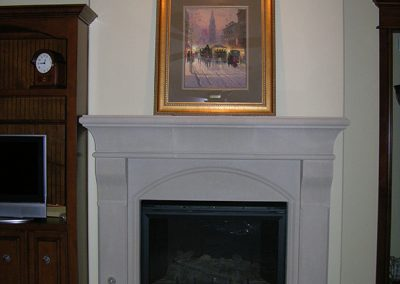 Fireplace Surround - Dakota