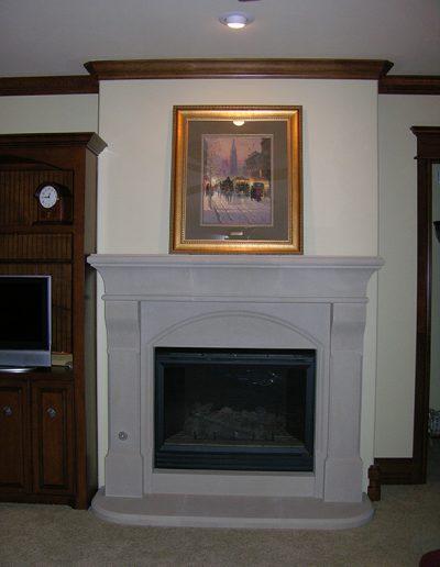 Fireplace Surround - Dakota