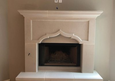 Fireplace Surround - Diablo