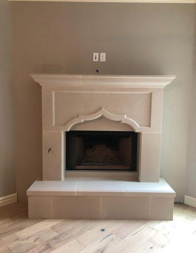 Fireplace Surround - Diablo