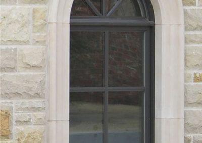Window Surround - Step Bullnose